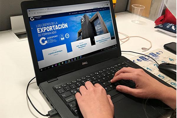 Escuela de Comercio Exterior de AGEXPORT e INEA Business & Technology School de Barcelona, desarrollarán nueva oferta académica