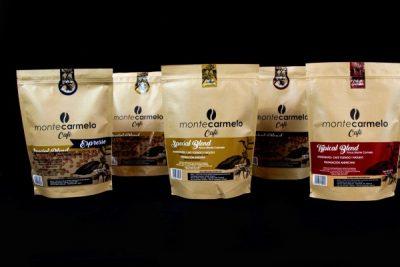 Monte Carmelo Café, tercera generación del buen café