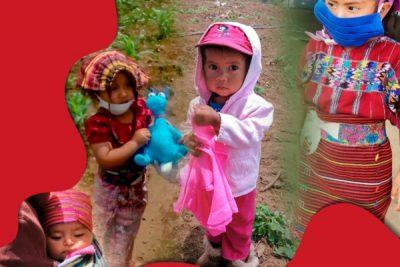 Regale una Navidad sin frío a más de 500 niños del altiplano