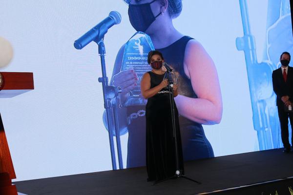 Sylvia Menéndez es la Mujer Exportadora del año
