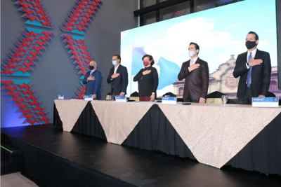AGEXPORT realizó la Asamblea General Extraordinaria de Asociados 2021