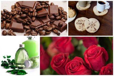 Flores, regalos hechos a mano, chocolates gourmet y productos de cuidado personal y relajación, entre lo más solicitado para el 14 de febrero