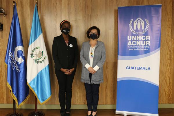 AGEXPORT y ACNUR coordinarán programas y acciones orientados a la empleabilidad y capacitación de refugiados en Guatemala