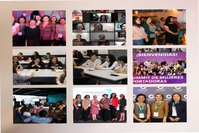 Más de 200 mujeres lideran empresas de negocios de exportación