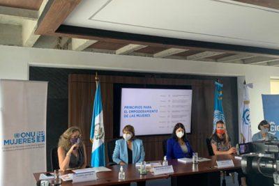 Los Principios para el Empoderamiento de las Mujeres buscan el compromiso de empresas en avanzar hacia la inclusión de género