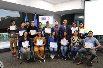 Proyecto MCC+ genera empleo a jóvenes de 13 Departamentos de Guatemala