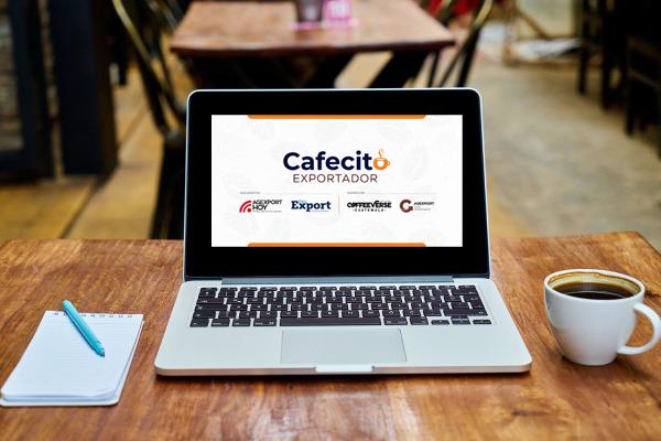 ¡El Cafecito Exportador! el lugar donde podrá ser parte de grandes historias exportadoras