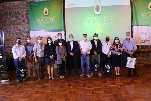 I congreso Nacional de Aguacate