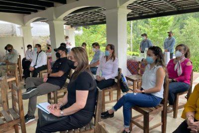 Sector Servicios de AGEXPORT busca empresas con potencial para exportar en Quetzaltenango
