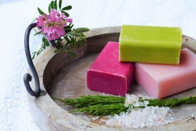 Jabón y preparaciones orgánicas entre los principales