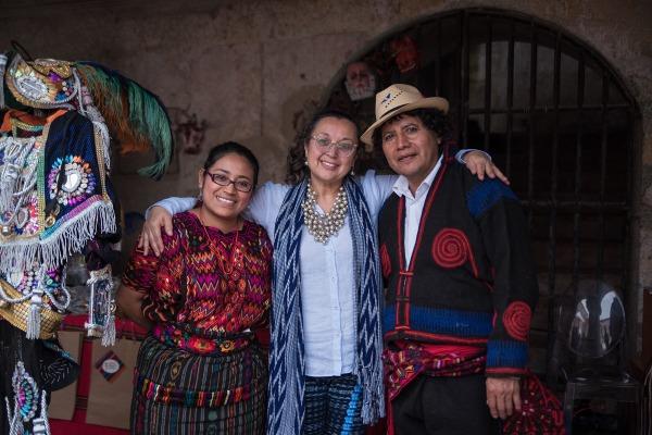 Anita Lara historia enguate